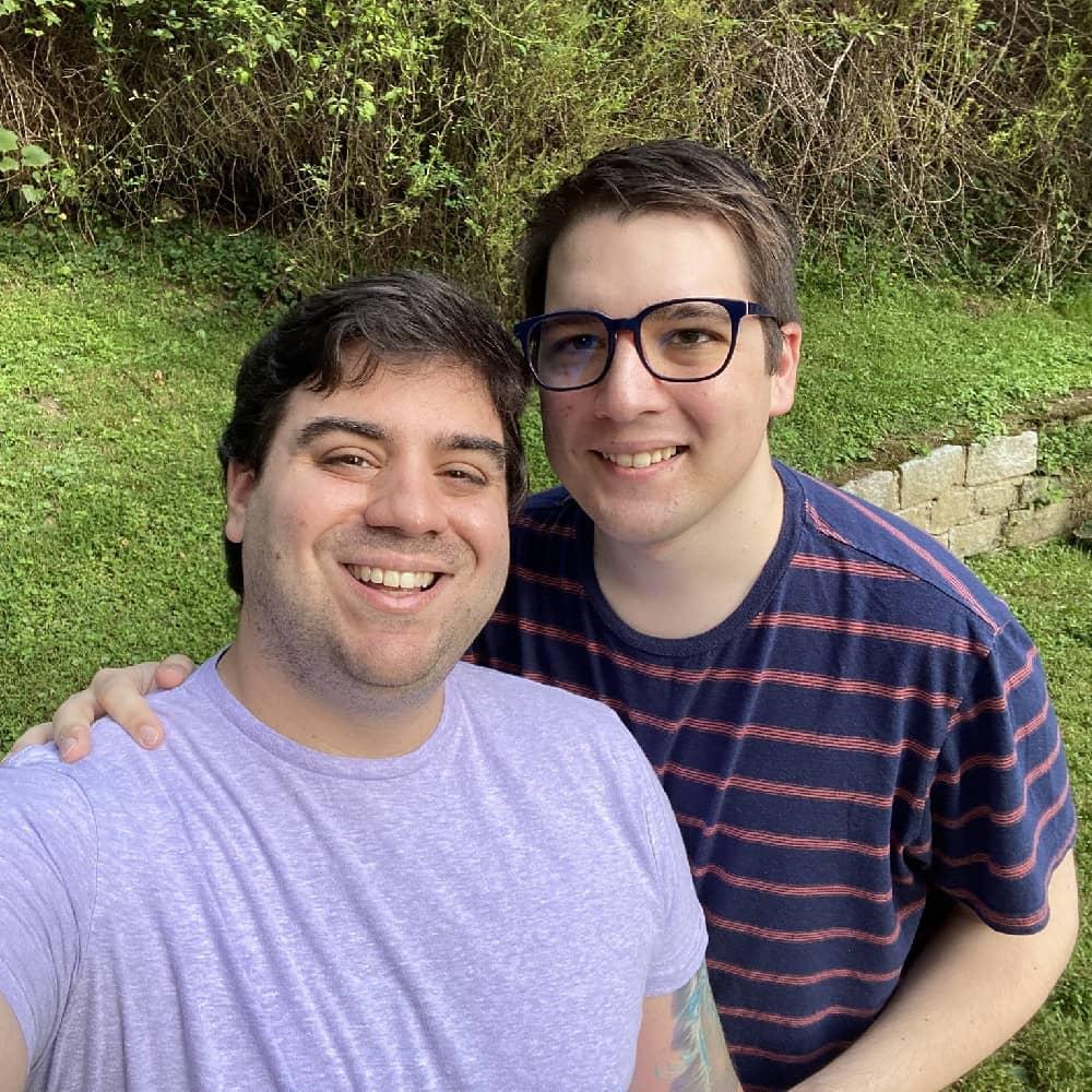 Daniel + Steven 1