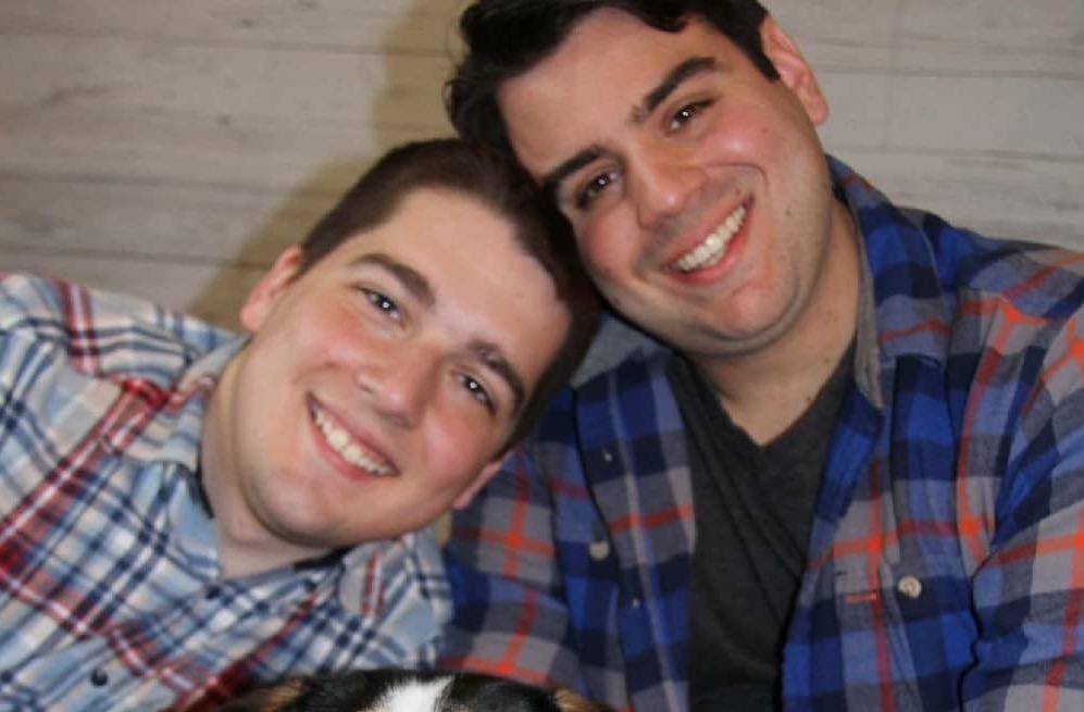 Daniel + Steven 4